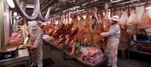 Smithfield Meat Market, London, UK