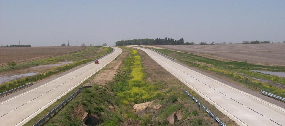 Logística: licitan los primeros tramos de la autopista San Juan – Mendoza