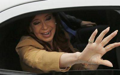 Cristina convocó a marchar con la CGT el 7 de marzo