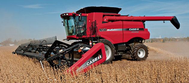 La facturación por venta de maquinaria agrícola creció 93% en el segundo trimestre