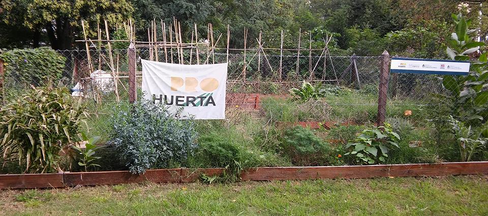 El ProHuerta ya invirtió 34 millones en proyectos de agricultura familiar