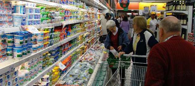 En junio se redujo 8,5% la brecha de precios entre el productor y la góndola