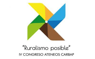 El IV Congreso de Ateneos CARBAP ya tiene fecha