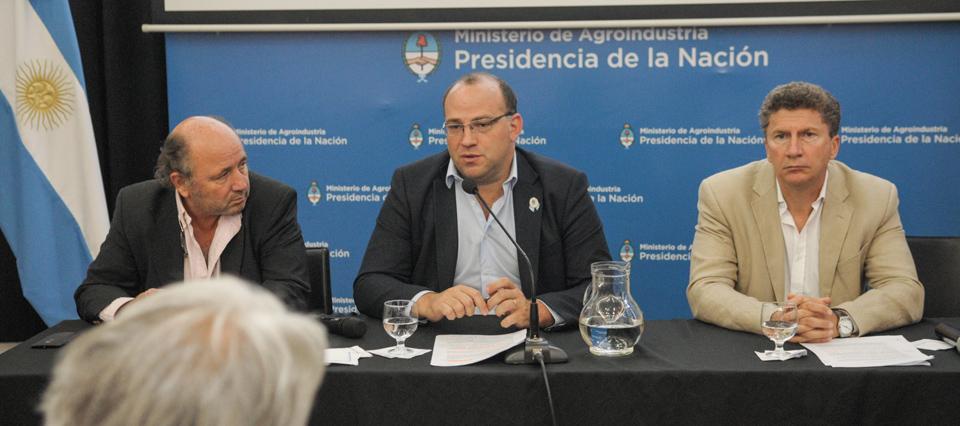 Agroindustria presentó el Observatorio de la Cadena Láctea Argentina