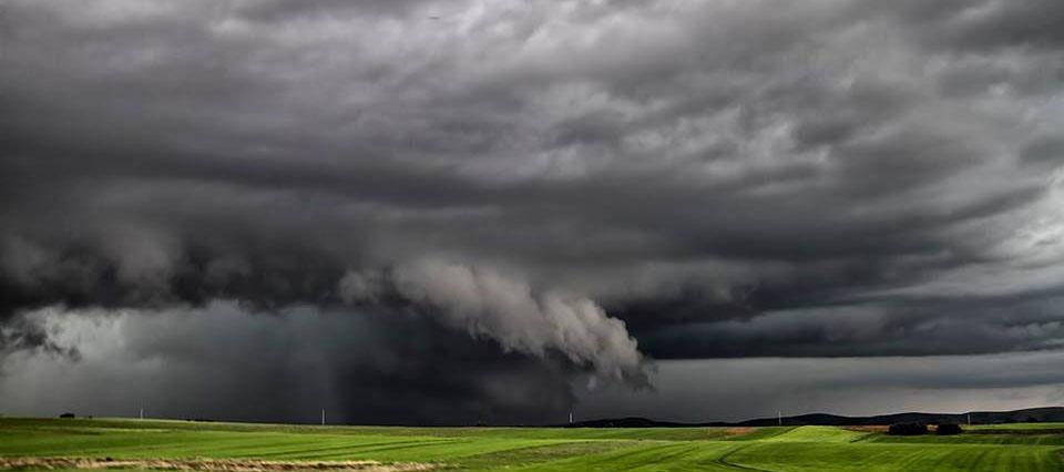 Alerta a muy corto plazo por tormentas fuertes en Santa Fe, Corrientes y Entre Ríos