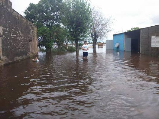 Historias de inundación: cerró un tambo con más de cien años en Rafaela