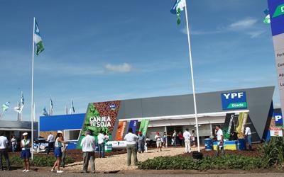 YPF Directo ofrecerá nuevas promociones de canje de granos en Expoagro 2017