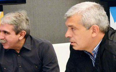 Aníbal reavivó la interna con Domínguez