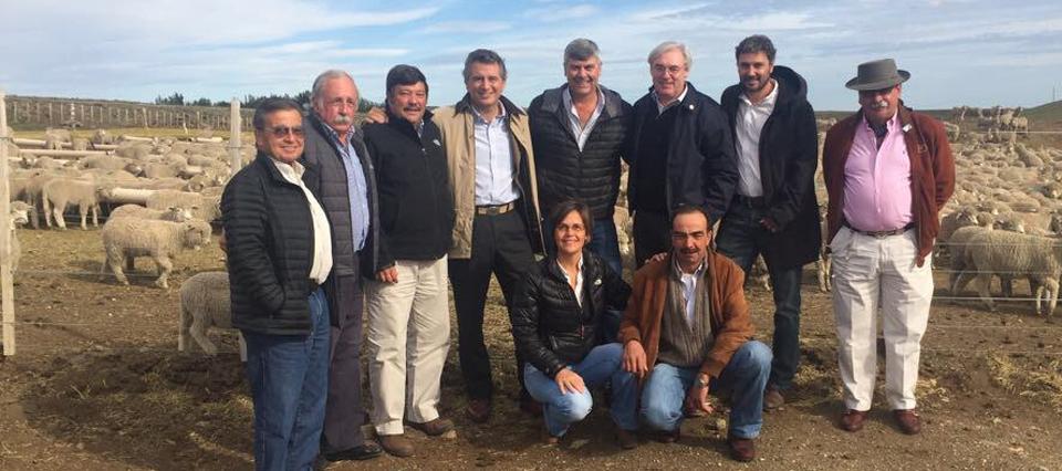 """Etchevehere en Santa Cruz: """"Hay que garantizar la competitividad de la producción patogénica"""""""