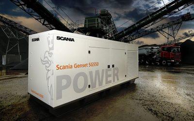 Scania apuesta al campo y a la energía de Expoagro
