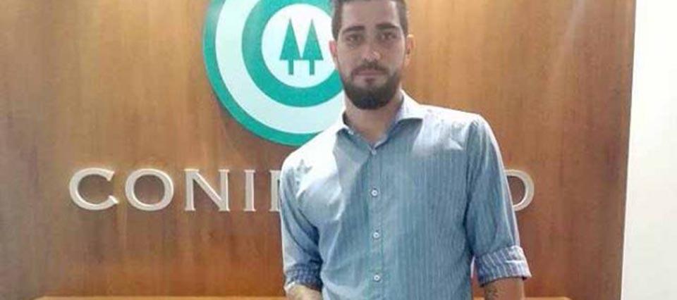 Mauricio Manresa es el nuevo presidente de la Juventud de Coninagro