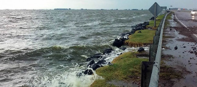 Afirman que el nivel de la laguna La Picasa crece medio centímetro por día