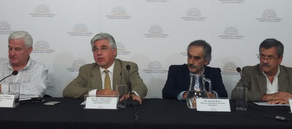 Uruguay Conferencia