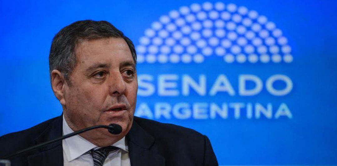 De Ángeli fue reelecto como presidente de la Comisión de Agricultura del Senado