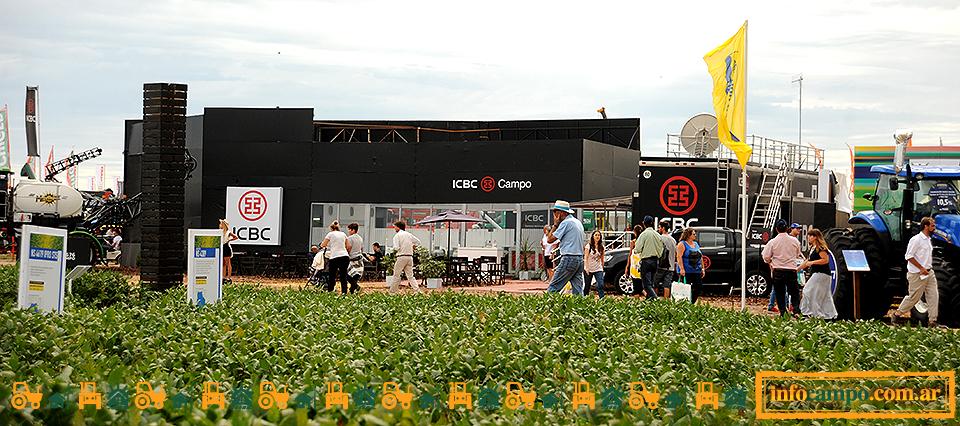 ICBC estuvo en la 11° edición de Expoagro como sponsor internacional