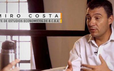 """""""El sector agropecuario va a ser el gran tren de empuje de la economía argentina en 2017"""""""