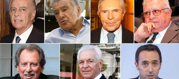 Mirá el ránking de los siete empresarios más ricos de la Argentina