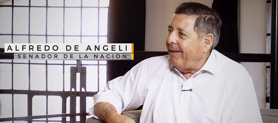 Alfredo de Angeli 960 infocampo tv
