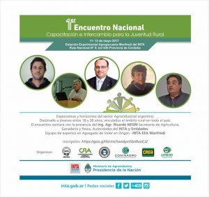 Encuentro de capacitación e intercambio de jóvenes rurales - CF