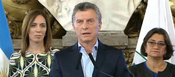 Macri Vidal