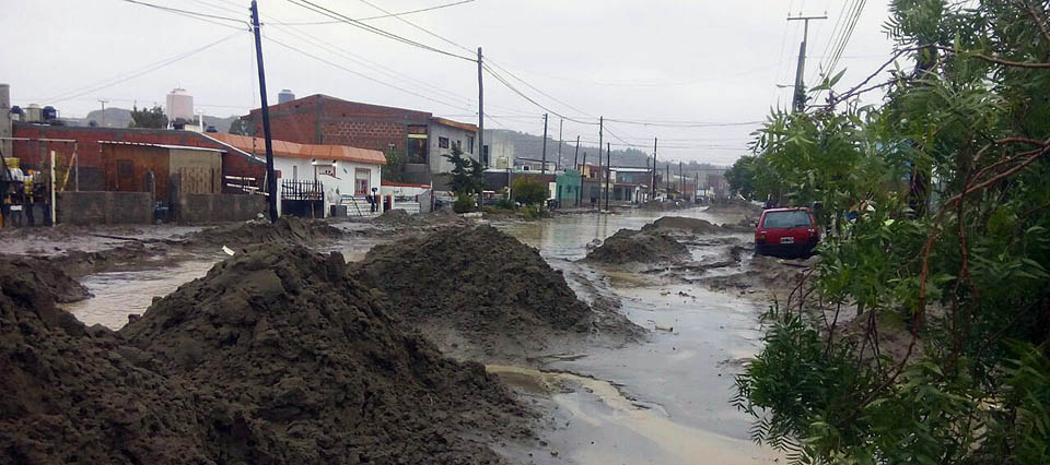 Decretan el estado de emergencia y desastre agropecuario en Chubut