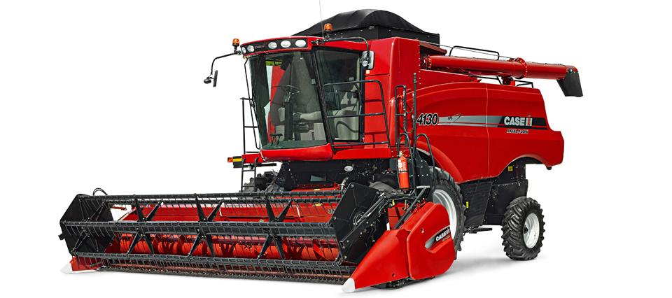 cosechadora 960