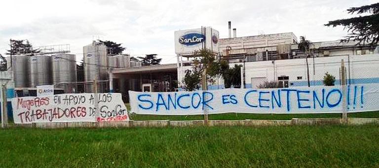 SanCor: la fábrica La Tarantela está interesada en la planta de Centeno