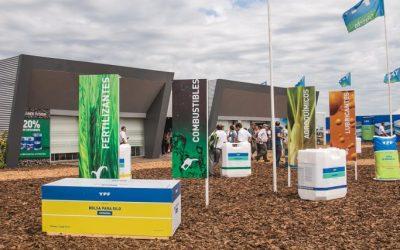 YPF Directo continuará con su exitosa propuesta de canje de granos en Agroactiva 2017