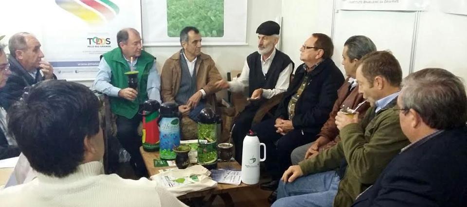 El INYM apoyó la investigación en el Congreso Sudamericano de la Yerba Mate