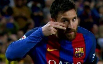 Ratifican la condena a Messi de 21 meses de cárcel en suspenso