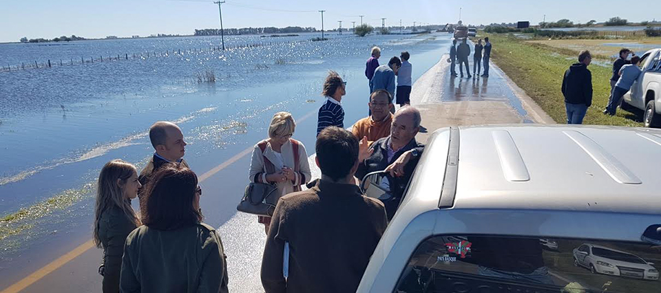 villegas inundaciones