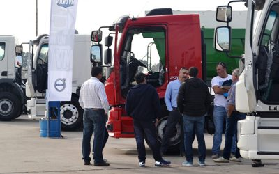Volvo Trucks anunció su primer evento Caravana VM