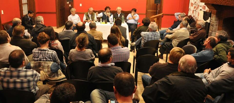 Agroindustria y Trabajo avanzan en acciones conjuntas en Azul y Tapalqué