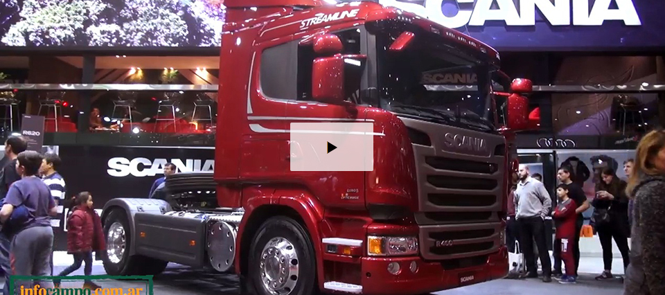 scania salon auto