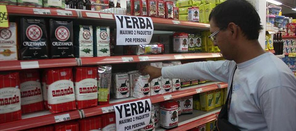 Elaboran una guía de consejos para el consumidor a la hora de elegir la yerba mate