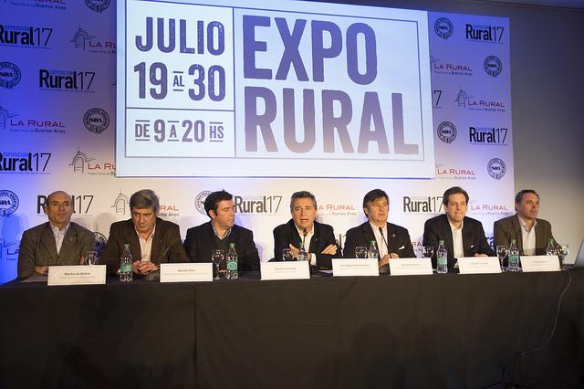 Lanzamiento Expo Rural 17