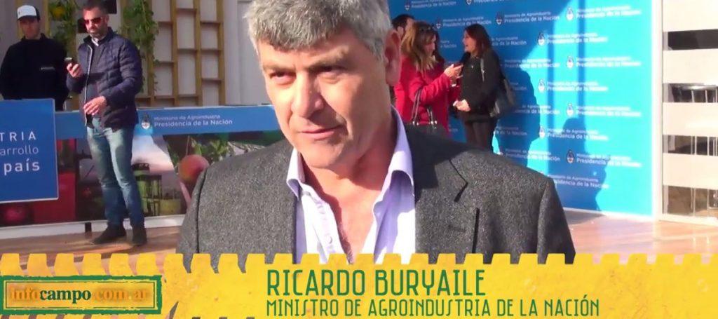 Buryaile con Infocampo 960 - La Rural 17