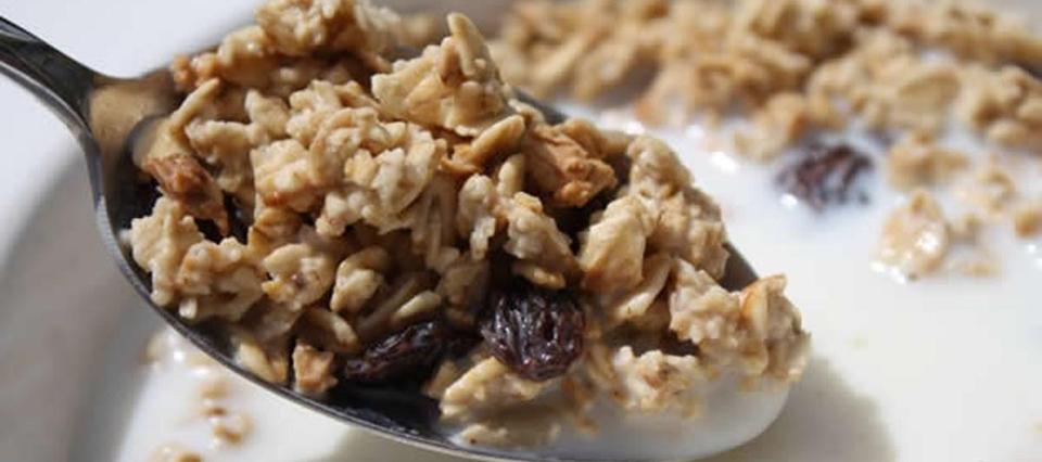 cereales leche desayuno