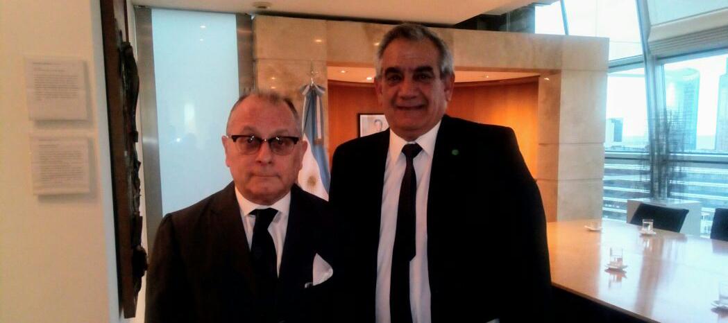 Directivos de CONINAGRO se reunieron con el canciller Jorge Faurie