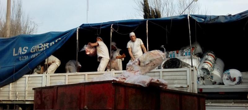 decomiso carne patagonia