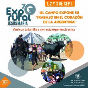 expo rural jesus maria
