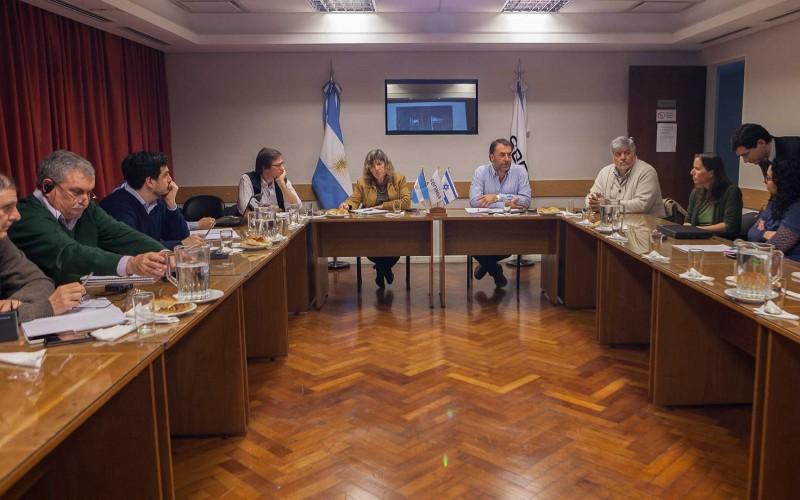 Israel auditó la faena de carne argentina con el método kosher