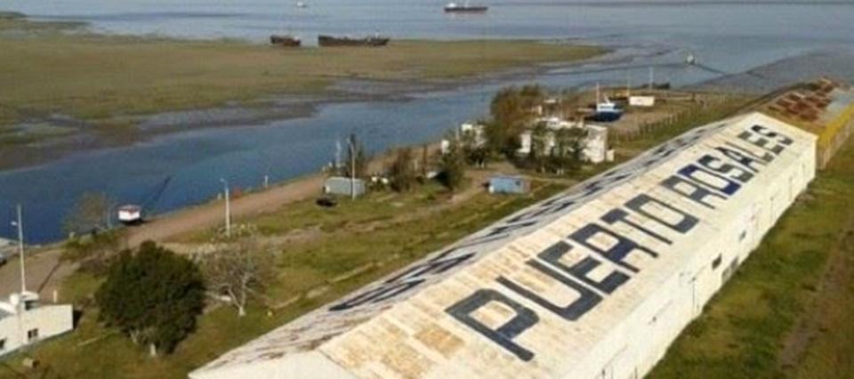 Invierten casi $9 millones en la repavimentación del acceso a Puerto Rosales