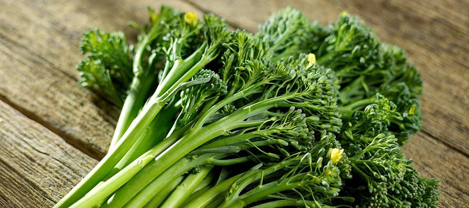 Broccolini: una hortaliza en la mira de los gourmets y los científicos
