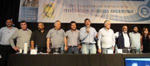 Federacion Agraria FAA Congreso Anual