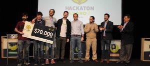 Ganador Hackaton Agro