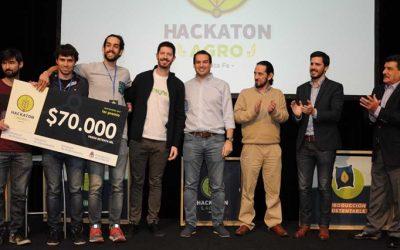 Un sistema de reconocimiento inteligente de malezas ganó el Hackaton Agro 2017