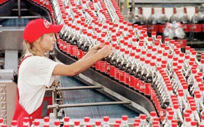 Coca Cola invertirá US$ 500 millones para comprar materias primas en Argentina