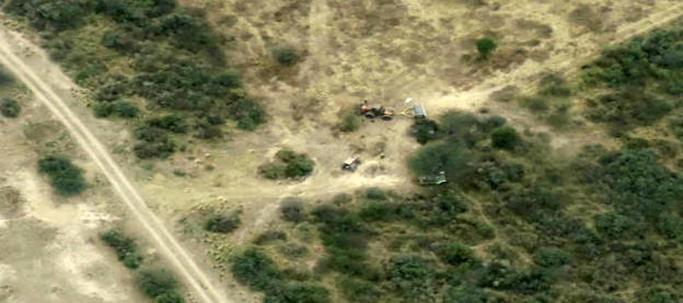 La Policía Ambiental frenó un desmonte ilegal en Córdoba