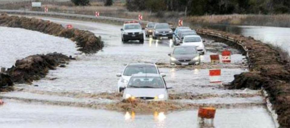 """Para Carbap, """"hoy la situación es más grave que en las últimas inundaciones"""""""